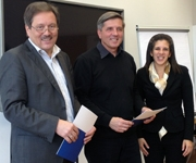 Training course for Writing Advisors (IHK = German Chamber of Industry and Commerce)