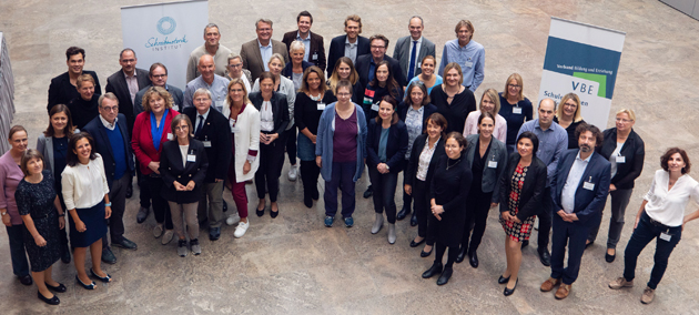 Teilnehmer des 3. International Symposium on Handwriting Skills 2019, Foto: © offenblende.de